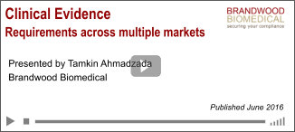 Global Clinical Evidence Requirements
